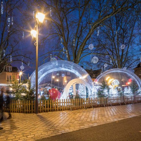 Le village de bulles magiques de Blois 2019